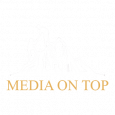 Media on top logo