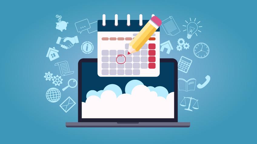 Content Kalender maken